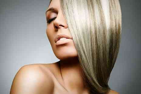 Loves Hair and Beauty - Half Head Highlights Plus Cut and Finish - Save 63%