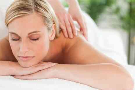 Diverse Hair & Beauty - Deep Tissue Back Massage - Save 60%