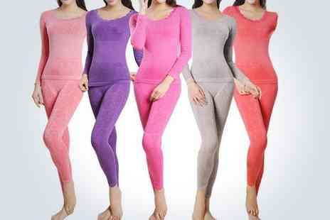 ePacific Mall - Wrap for winter with seamless thermal underwear - Save 50%
