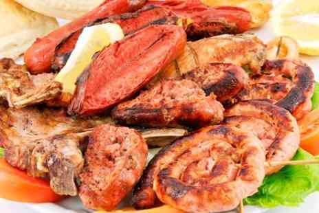 The Barbeque House - German Farmers Platter - Save 59%