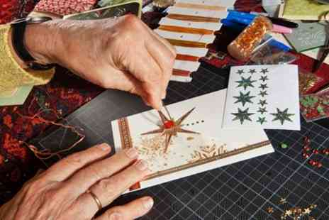 Damselfly Crafts - Christmas Craft Workshops - Save 50%
