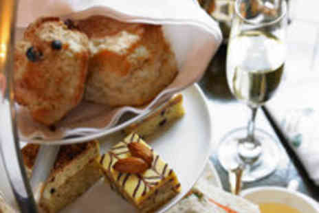 Champagne plus  Fromage Covent Garden - Champagne Afternoon Tea for Two - Save 50%