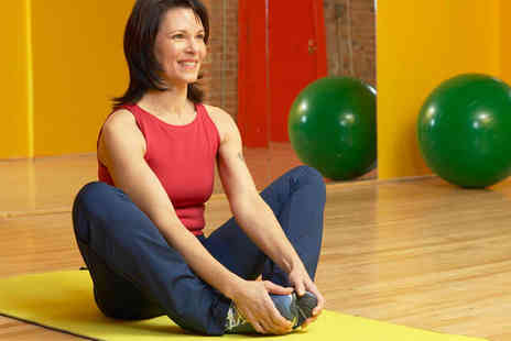 ZenOhmSphere - Ten Yoga Classes - Save 59%