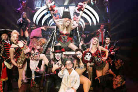 The Lyric Theatre - Upper Circle Circus of Horrors - Save 50%