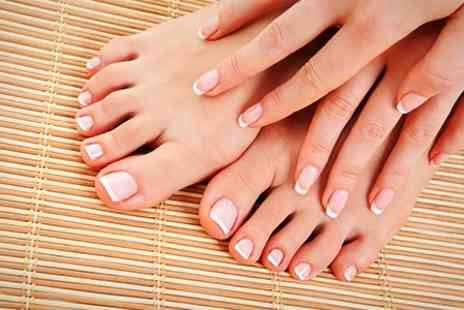 Yorkshire Rose Beauty - Laser Fungal Nail Treatment For One or Both Feet - Save 79%