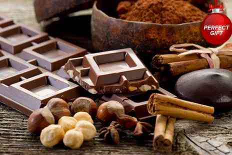 Chocolate Velvet - Chocolate truffle making workshop - Save 71%