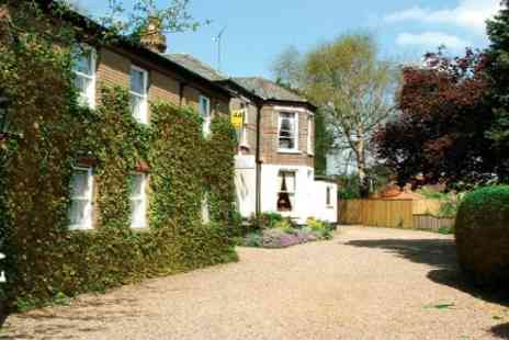 Stuart House House - Norfolk 1 to 3 Nights For Two With Breakfast - Save 49%