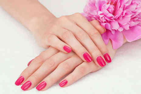 The Pamper Bar - Shellac Manicure - Save 52%