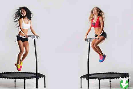 Jumping Fitness - Ten Jumping Fitness Classes for One - Save 70%