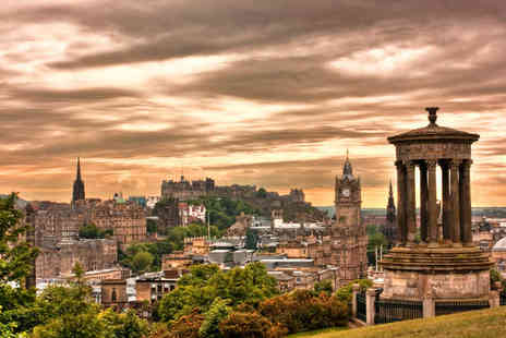 Puma Carlton Hotel - A Cultural Feast in Gorgeous Edinburgh - Save 50%