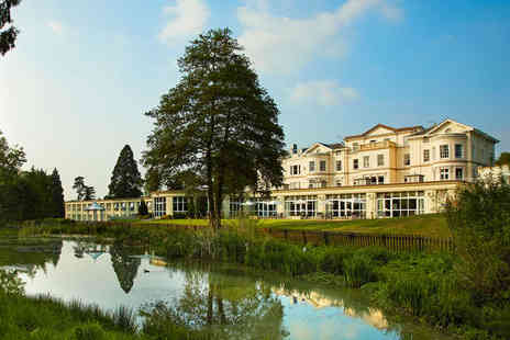 Puma Cheltenham Park Hotel - Unwind and Dine at The Edge of The Cotswolds - Save 51%