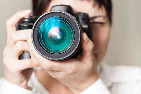 MCP Studios - Four Hour Beginners DSLR Course - Save 74%