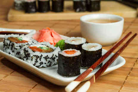 Samsi - £30 (Pay £15) to Spend on Japanese Food for Two - Save 50%