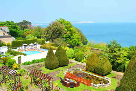 Luccombe Hall - Relaxation and Cliff top Views in Two Shanklin Hotels - Save 49%