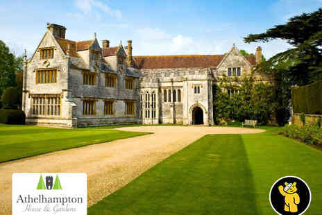 Athelhampton House & Gardens - Dorset Cream Tea and Admission for Two - Save 41%