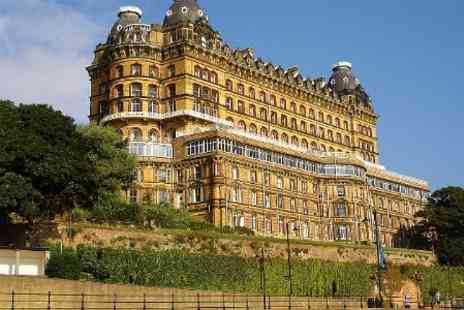 The Royal Hotel Scarborough - One Night For Two - Save 61%