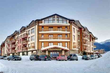 Green Wood HOTEL & SPA - Three Nights For Two With Ski Transfers Breakfast and Wine - Save 35%