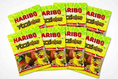 Premium Brands 4 Less - Twenty One Haribo Fizzicles Bags Mix of sports themed jelly sweets - Save 52%