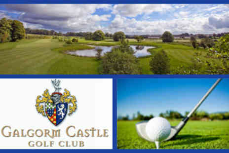 Galgorm Castle Golf Club - Round of Golf for Two People in 2014 - Save 67%