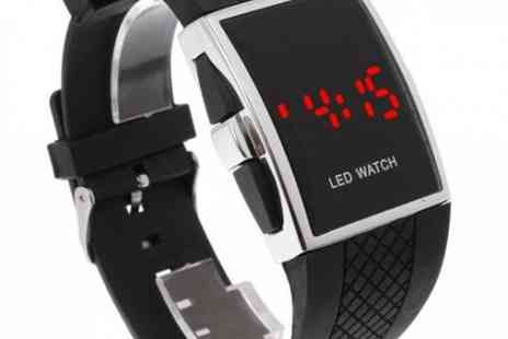 DealWizz - The Height of Fashion LED Sports Wristwatch Maddening Design Dreamy price - Save 50%