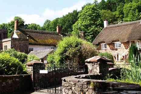 Bickleigh Castle - Two Night Devon Castle Break with Breakfast - Save 43%