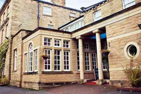 Healds Hall Hotel - Overnight stay for two with full English breakfast - Save 52%