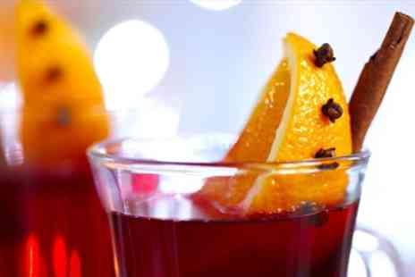 The Drinks Workshop - Festive Drinks Workshop - Save 68%
