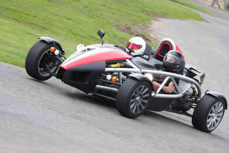 Ultimate Drive Days - Ariel Atom and Nissan GT-R Driving Experience for One Person - Save 58%