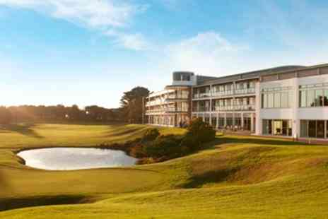 St Mellion Internationalt - Award-Winning Hotel w/Meals, Save 38% - Save 38%