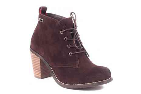 Mrs Marcos - Choice of XTI Ankle Boots - Save 50%
