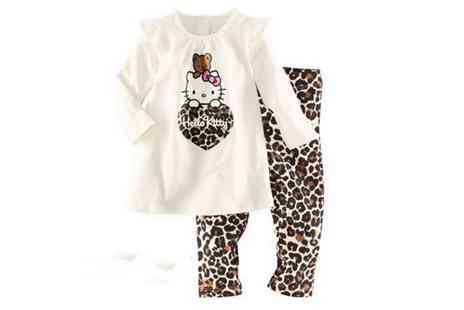Little P and P - Childrens Hello Kitty Outfit - Save 31%