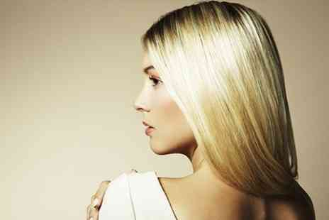 Cut and Colour hair deal - Restyle Cut and Finish With Colour - Save 53%