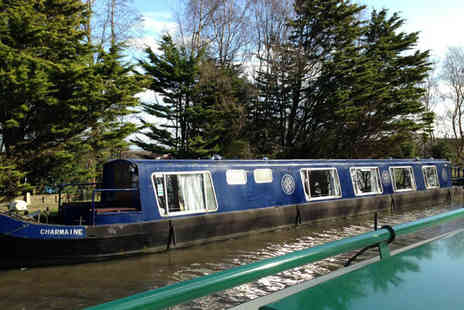 Burscough Boat Hire - Canal cruise and hotpot meal - Save 51%