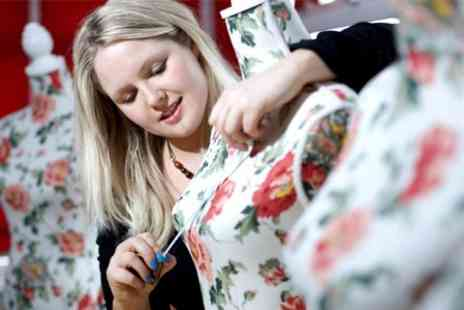 The Sherwood Cookery Workshop - Choice of Sewing Workshop Including Dressmaking - Save 46%