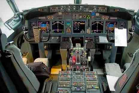 iPilot - 30 Minutes Boeing 737 Flight Simulator - Save 60%