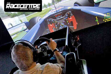 The Race Centre - Sports Car Racing Simulation Experience for One - Save 51%