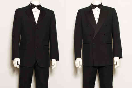 The Big Red Building - Single or Double Breasted Dinner Suit - Save 70%