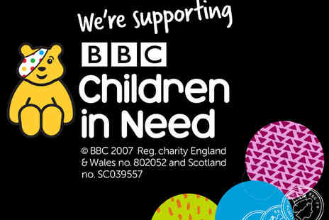 BBC Children in Need - Donation to BBC Children  - Save 9%