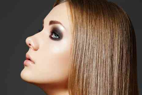 Dappa Boutique - Express Brazilian Blow Dry or Phillip Kingsley Elasticizer with Blow Dry and Scalp Treatment - Save 63%
