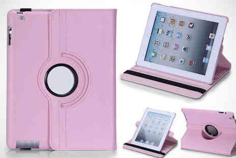 Shopper Gold - Rotating Case for iPad with Stylus - Save 82%