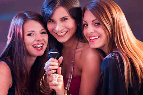 Lucky Voice - Private Karaoke Room Hire for Ten People - Save 93%