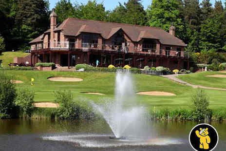 Westerham Golf Club - Golf Day for Two and 50 Balls on the Driving Range - Save 77%