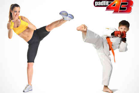 Kaizen Dojo - Month Long Kickboxing Course Including Gloves for One - Save 84%