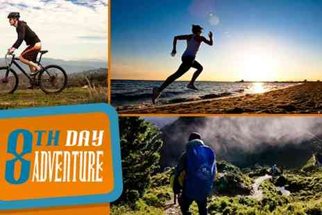 8th Day Adventure - Full Gold Annual Membership - Save 58%