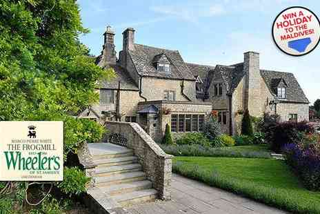 The Frogmill Inn - Cotswolds escape for 2 plus afternoon tea & dinner   - Save 50%