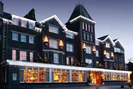 Lodore Falls Hotel - Deluxe Lake District Winter Break w Meals - Save 44%