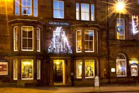 George Hotel - Penrith Winter Stay w Meals & Treats - Save 44%