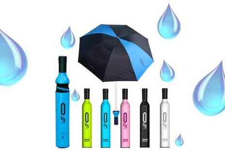 Tanning & Beauty World - Bottle Umbrellas - Save 47%