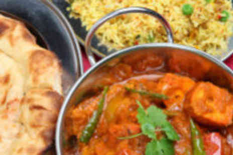 Cardamom - Two course Indian meal for two - Save 61%