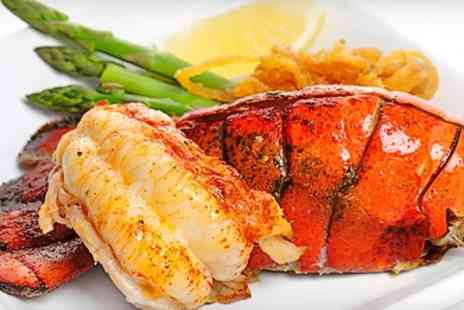 BaaMoo - Two Course Lobster or Steak Dinner For Two With Cocktail - Save 57%